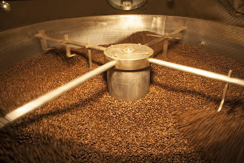La tostature del caffè