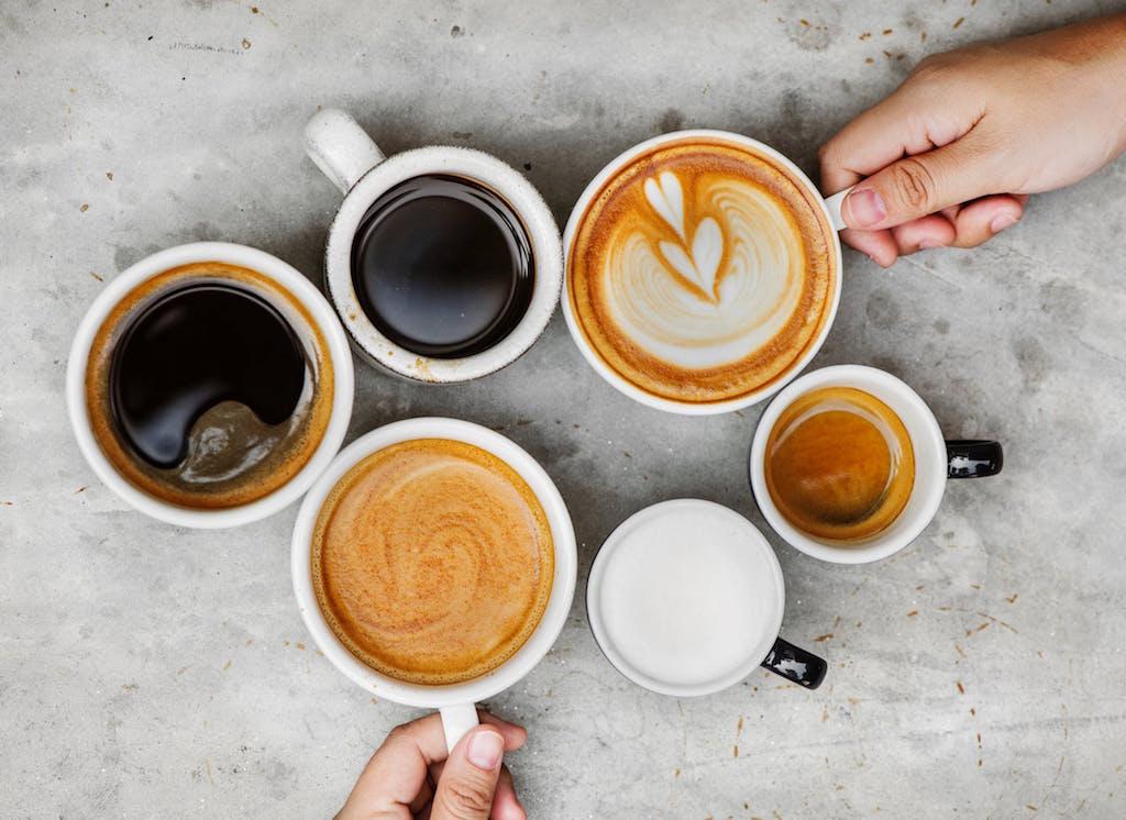 Quanti caffè si posso bere al giorno?