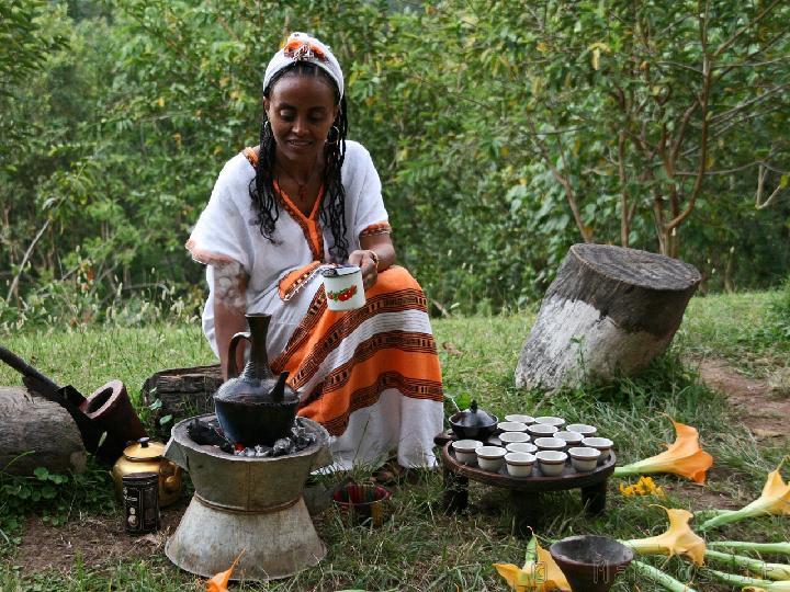 """Etiopia: """"Bunna"""" il caffè dalle antiche origini"""