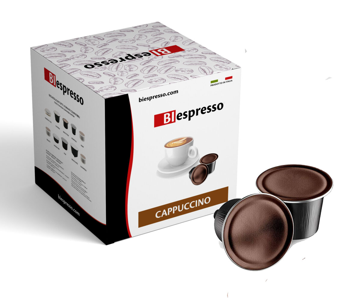 Capsule Dolce Gusto Cappuccinoi