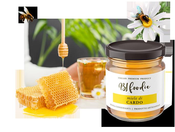 miele di cardo slide